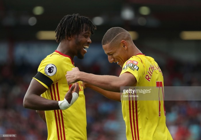 Marco Silva full of praise for new signing Richarlison