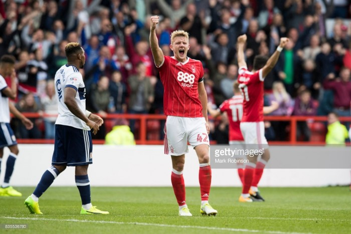 Joe Worrall signs new four-and-a-half-year contract at Nottingham Forest
