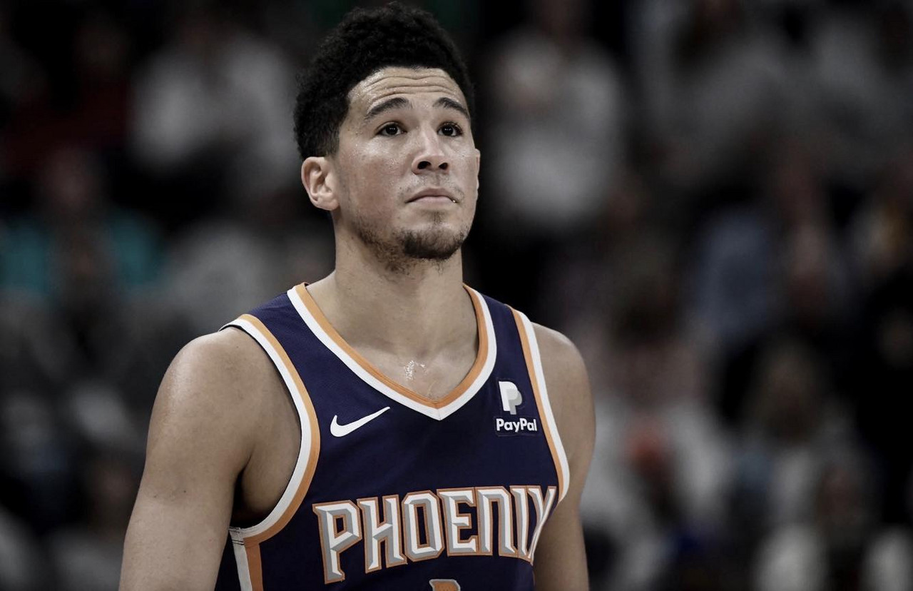 Devin Booker snubbed from the All-Star Game