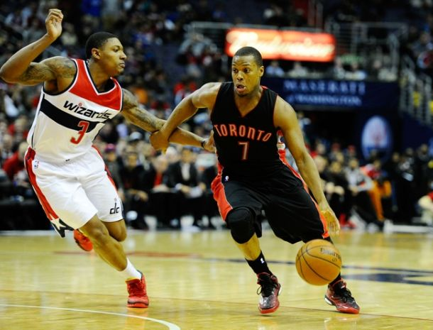 Washington Wizards Couldn't Edge Out Toronto Raptors In Overtime