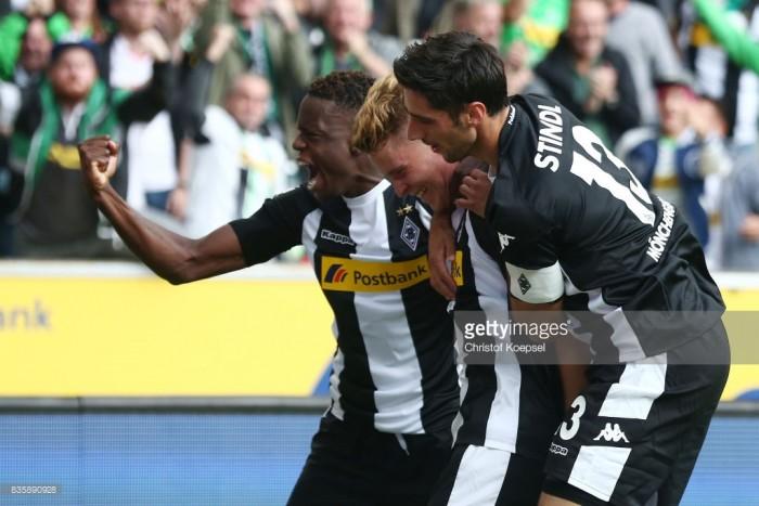 Borussia Mönchengladbach 1-0 1. FC Köln: Nico Elvedi gives Foals Rhine derby victory