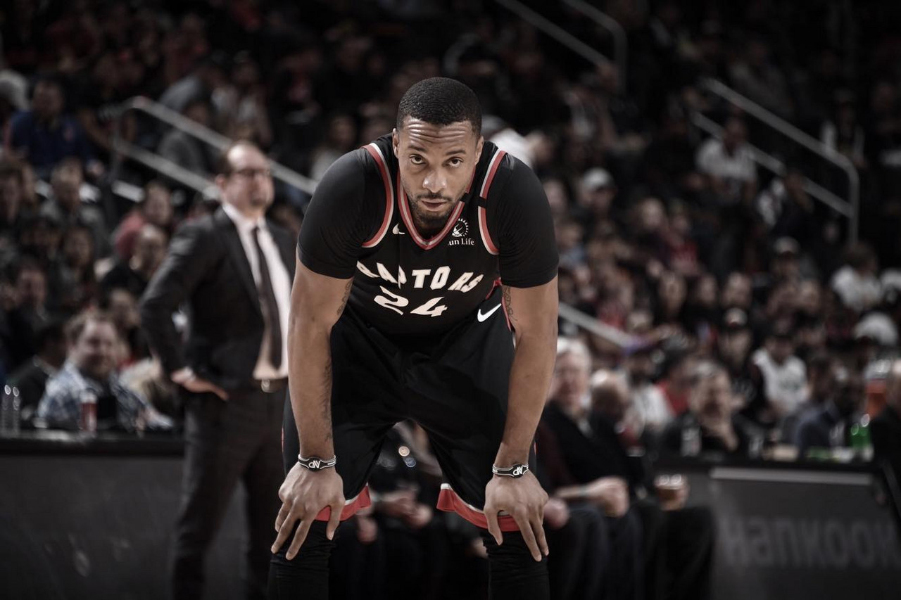 Norman Powell out indefinitely