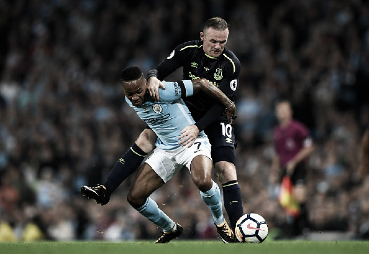 AO VIVO Everton x Manchester City em tempo real - Premier League 2018