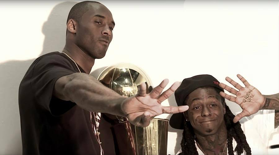 Lil Wayne pays tribute to Kobe Bryant on his latest album