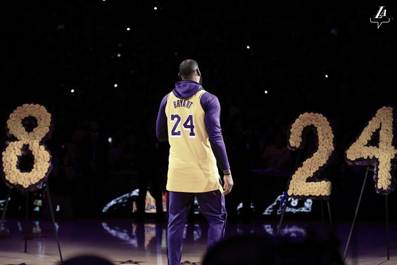 Lakers to pay tribute to Kobe at Friday's game