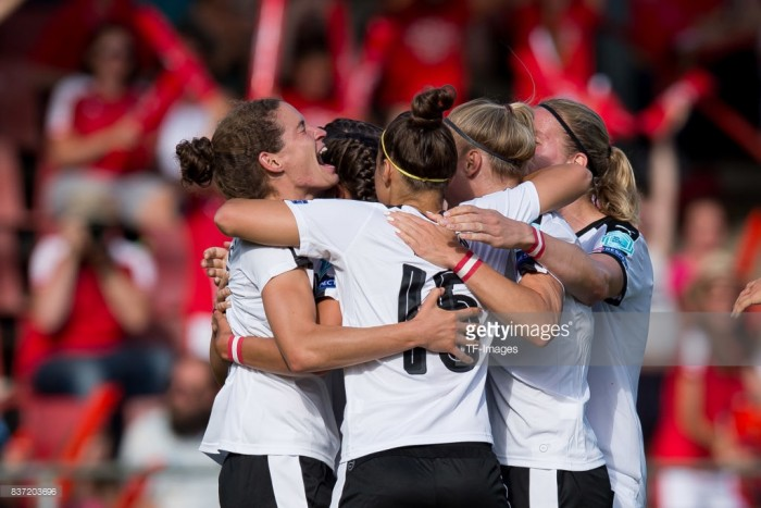 2019 Women's World Cup Qualification (UEFA) – Groups 1&7 round-up