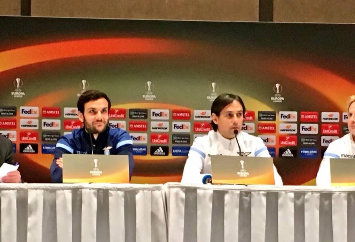 """Simone Inzaghi: """"Europa League meglio della Serie A: non c'è il VAR"""""""