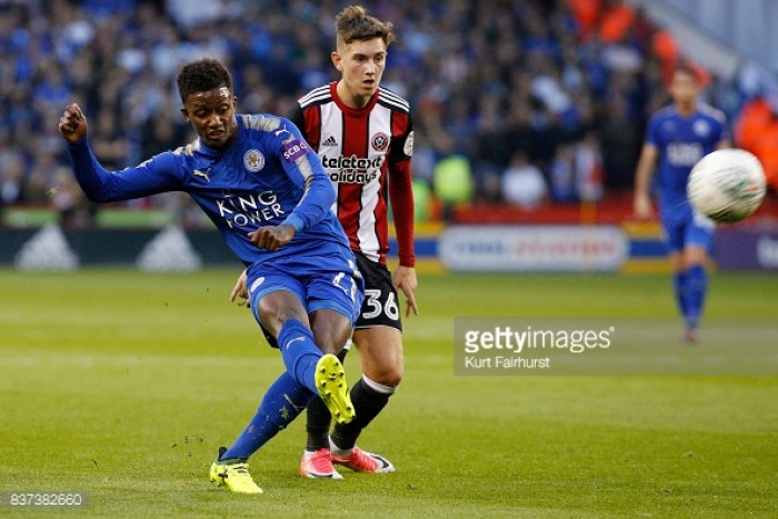Demarai Gray strongly linked with AFC Bournemouth move