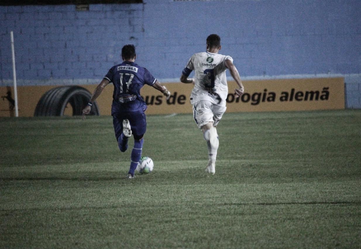 Novo vexame: CSA sai na frente, cede virada ao Vitória-ES e está eliminado na Copa do Brasil