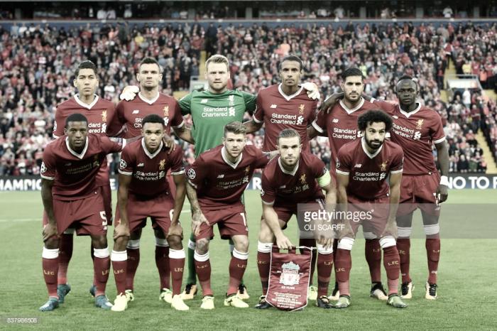 Primera parada: Anfield