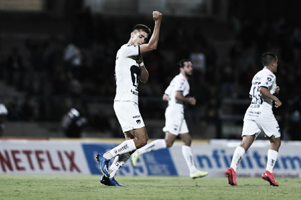 La Copa se vuelve a negar para Pumas