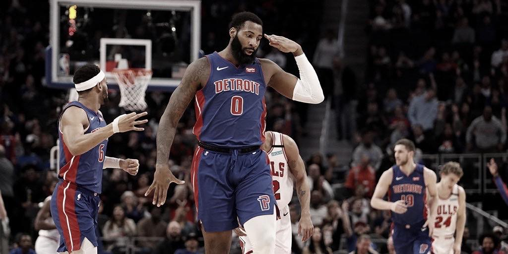 Drummond leaves Detroit
