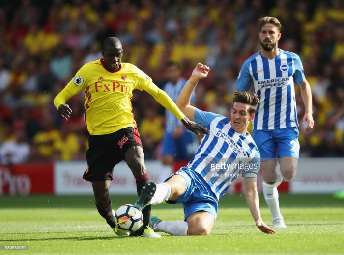Chris Hughton: 'Win over Watford key for momentum ahead of Chelsea trip'