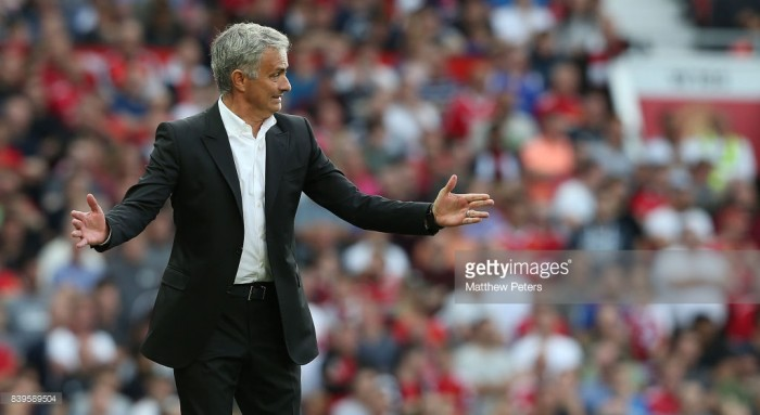 Draw at Stoke: My players were below their best - Mourinho