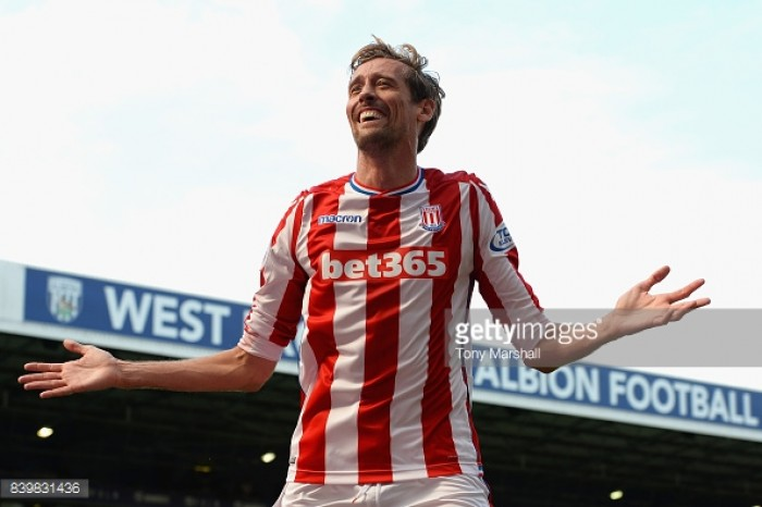 West Brom 1-1 Stoke City: Unusual Baggies error costs Albion perfect start