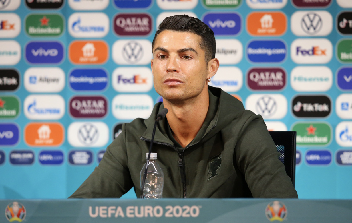 Portugal will always be ready to face the next challenge says captain Ronaldo