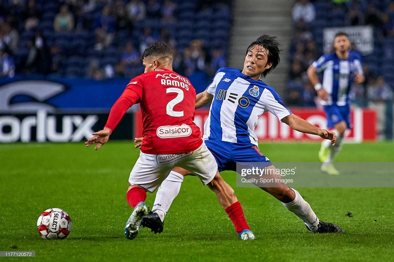 Santa Clara recebe FC Porto