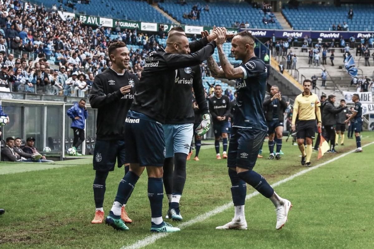 Com gol solitário de Everton, Grêmio vence América-MG em penúltima rodada antes da Copa