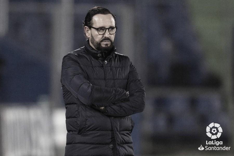 """José Bordalás: """"Ha habido un penalti bastante claro a Maksimovic, no sé porque no se ha pitado"""""""