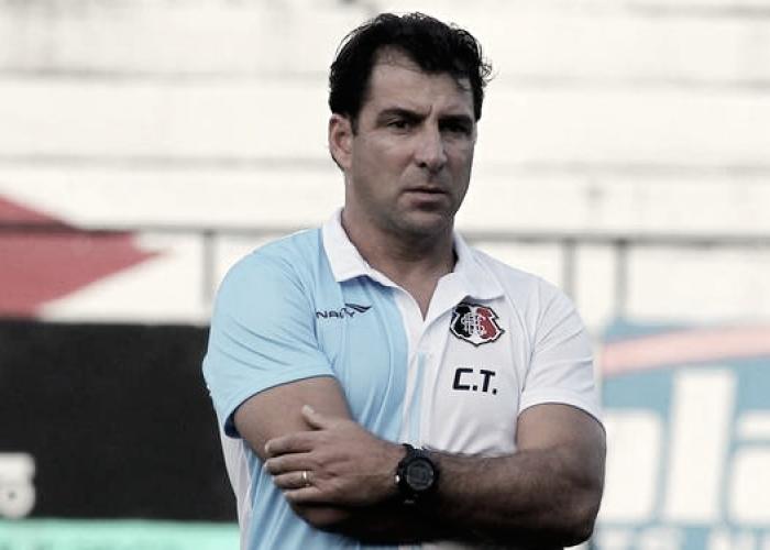 Marcelo Martelotte está de volta ao Santa Cruz