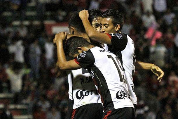 Atlas confirma su inmejorable paso en el Copa