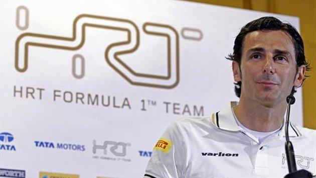 """De la Rosa: """"Me voy contento con este Gran Premio número 100"""""""