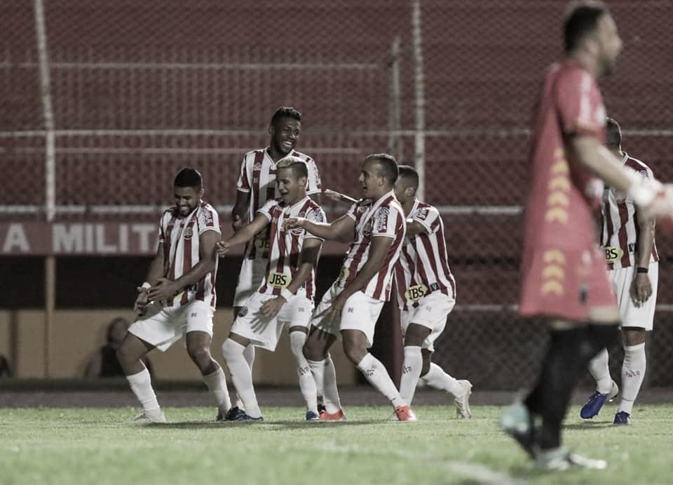Náutico supera Toledo com total facilidade e consegue tranquila classificação na Copa do Brasil
