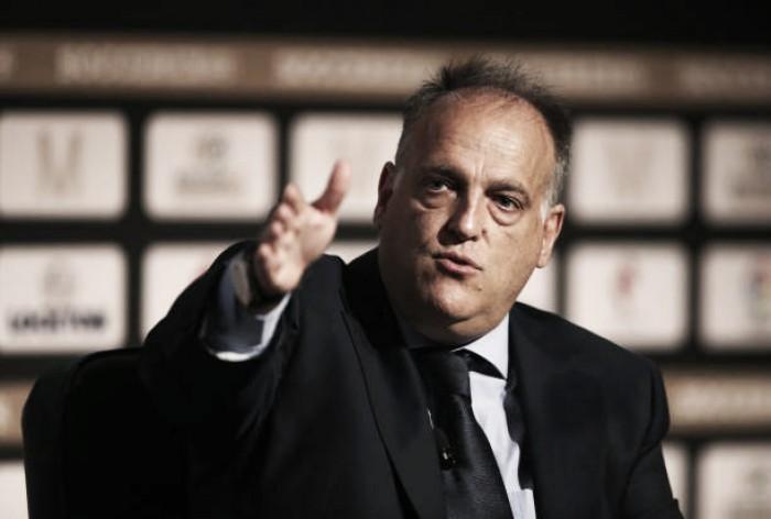 Presidente da La Liga ameaça excluir Barcelona do Espanhol caso Catalunha se torne independente