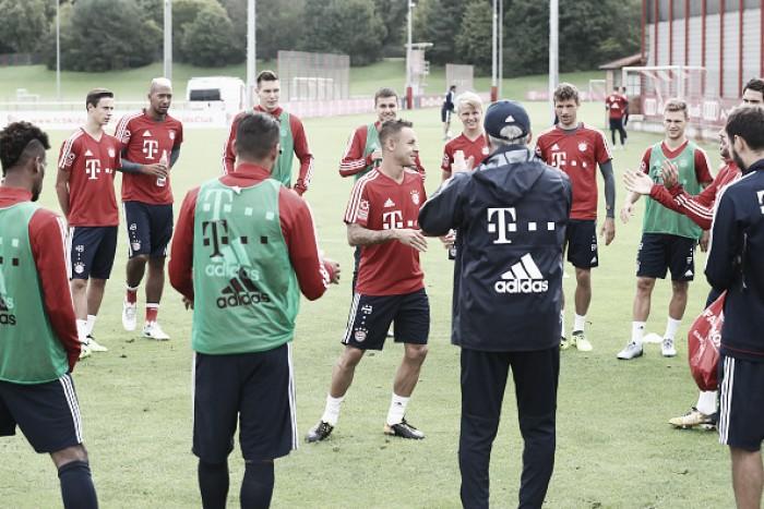 Bayern de Munique inicia trajetória por hexacampeonato europeu diante do Anderlecht