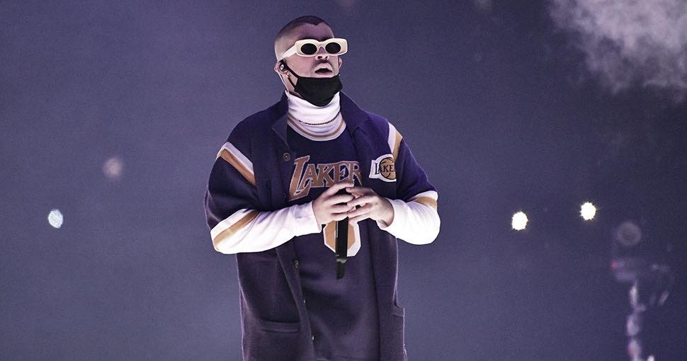 Bad Bunny makes a tribute song to Kobe Bryant