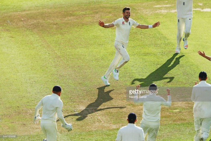 England vs West Indies, Third Test - Day Two: Decider evenly poised as James Anderson takes his 500th Test wicket