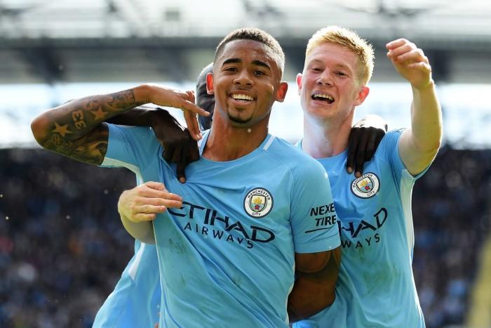 Manchester City, al 'de Kuip' spazio ancora al tandem Gabriel Jesus-Aguero