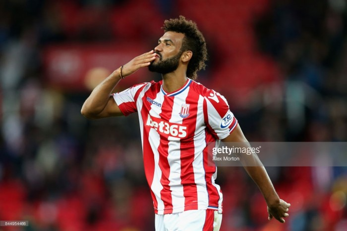 Stoke City 2-2 Manchester United: Choupo-Moting brace frustrates league leaders