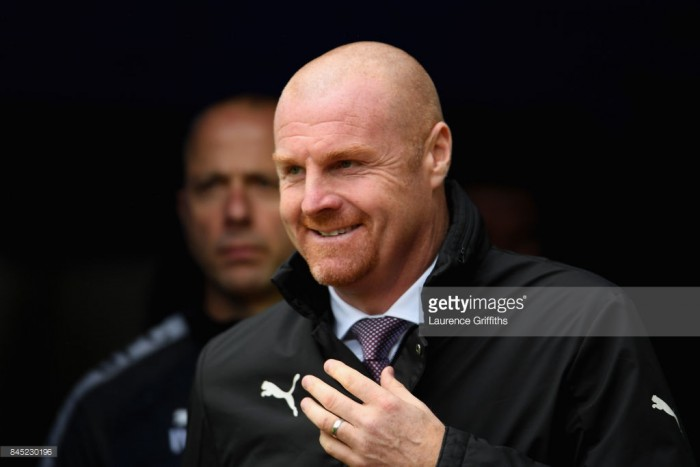 Sean Dyche looking for improvement from his side ahead of Palace clash