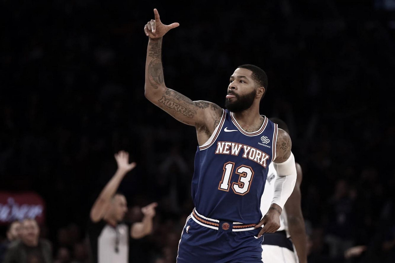 Clippers land Marcus Morris