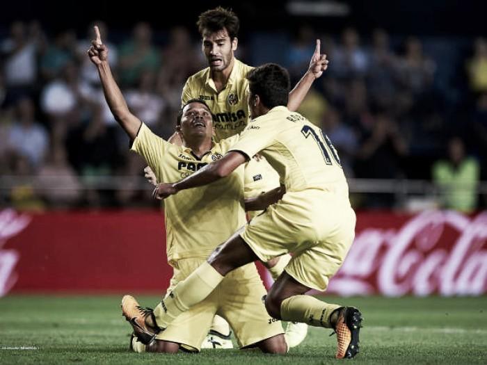 Villarreal vira sobre Bétis e alcança primeira vitória no Espanhol