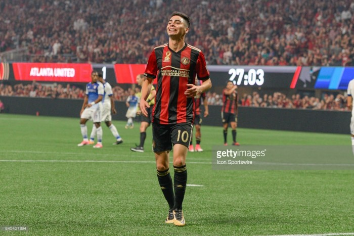 Arsenal to battle Inter for MLS star Almirón