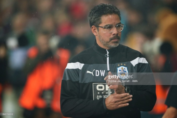 "David Wagner expects ""electric atmosphere"" ahead of Leicester City clash"