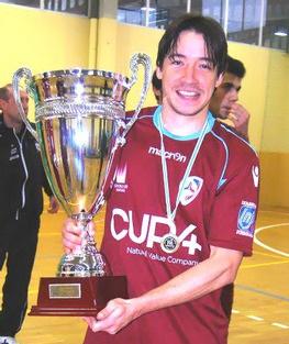 Chaguinha se desvincula del Santiago Futsal