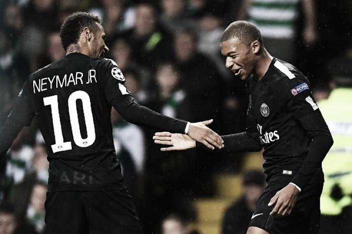 """Neymar exalta parceria com Mbappé: """"Tem tudo para dar trabalho nesses anos"""""""