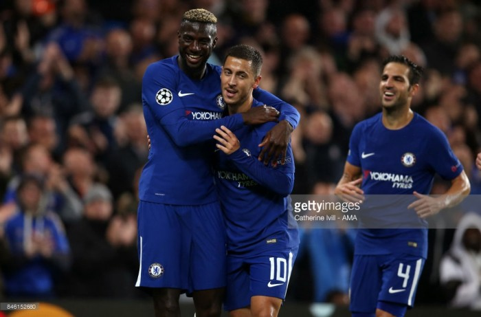 Pedro sets Chelsea on their way to comfortable win over Qarabag