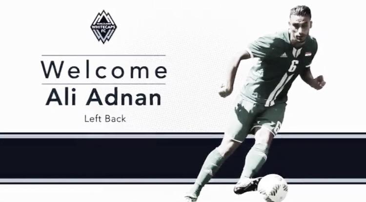 Vancouver consigue la cesión de Adnan
