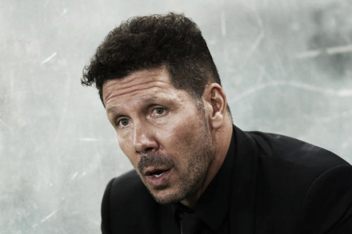 Simeone atribui empate com a Roma às chances desperdiçadas
