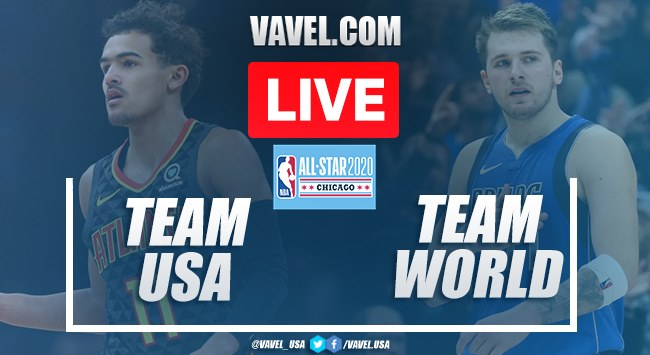Full Highlights: Team World 131-151 Team USA in 2020 NBA Rising Stars Game