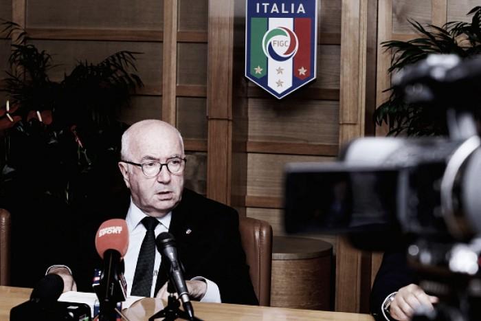 Presidente da Federação Italiana culpa Giampiero Ventura por fiasco diante da Suécia