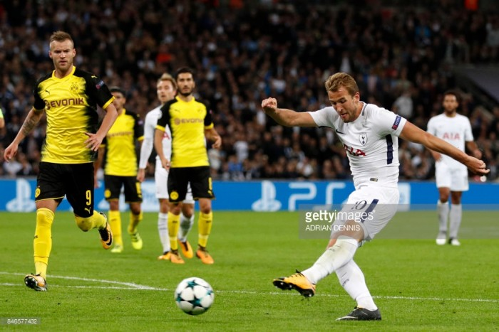Tottenham senior duo ruled out of clash against Borussia Dortmund - confirmed