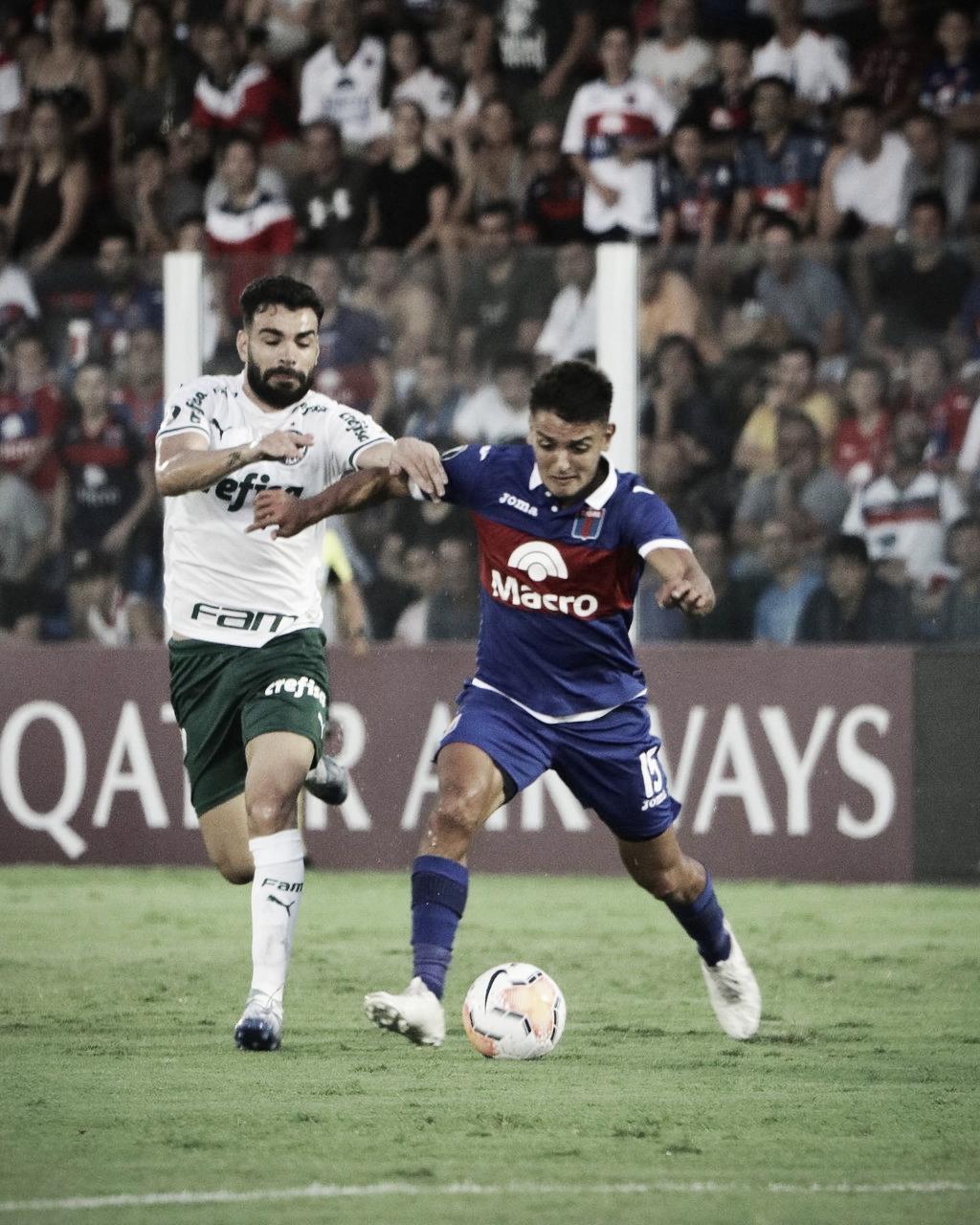 Estreno con derrota en la Libertadores