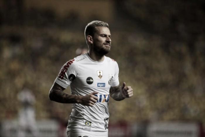 Lucas Lima avisa ao Santos que irá defender o Palmeiras em 2018