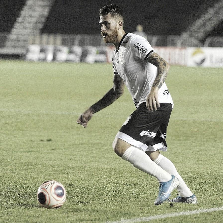 #EntrevistaVAVEL: zagueiroLucas Balardin cita objetivo da Inter de Limeira e inspiração em Sergio Ramos