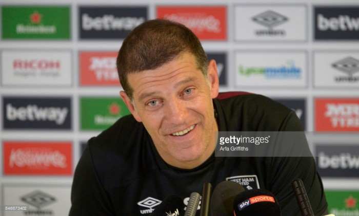 Slaven Bilic: We must harness the momentum of Huddersfield win